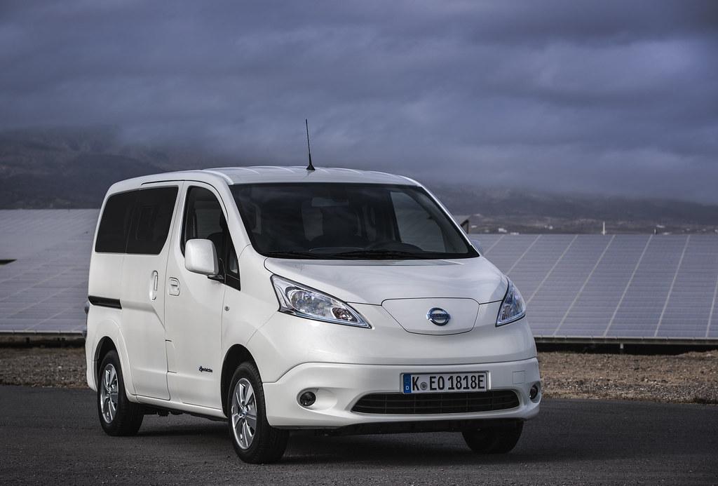 Comprar Nissan Evalia