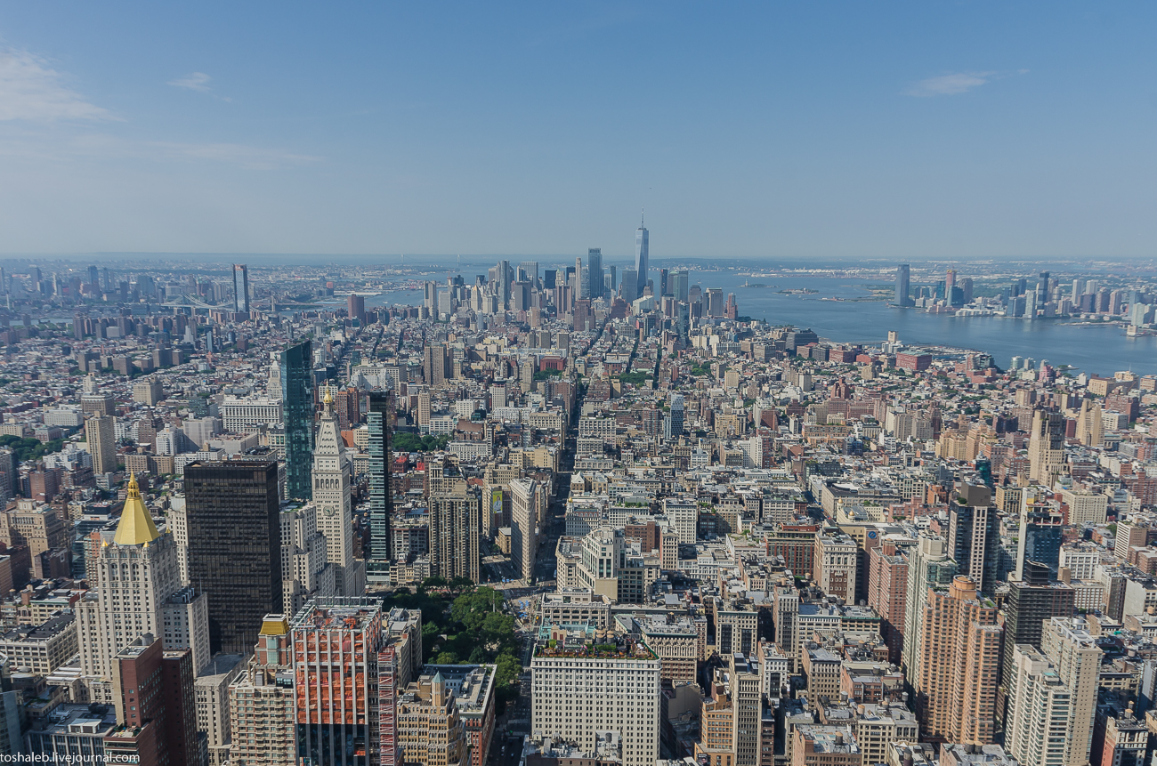 Нью-Йорк_Empire State Building-55