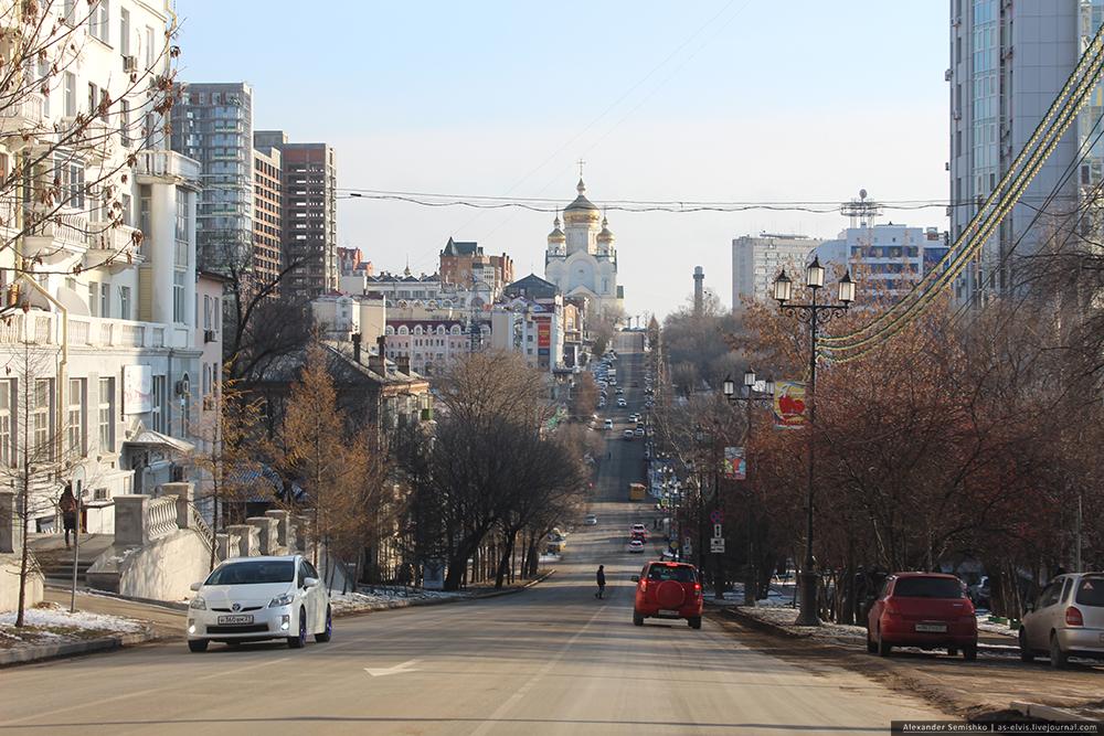 Khabarovsk.