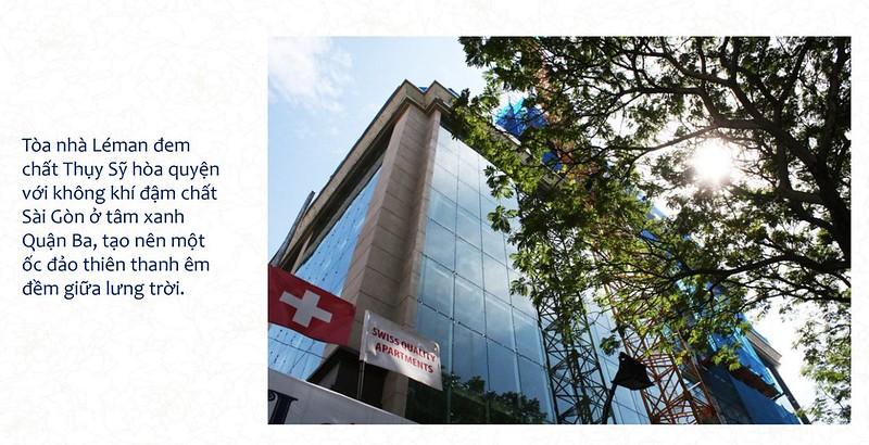 Léman Luxury Apartments quận 3 - Giải mã 6 điểm say mê 2