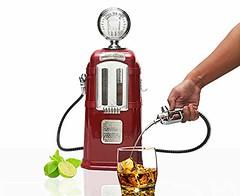 Super Cool Liquor Dispenser with Gas Pump