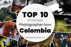 Top 10 Photographers Colombia