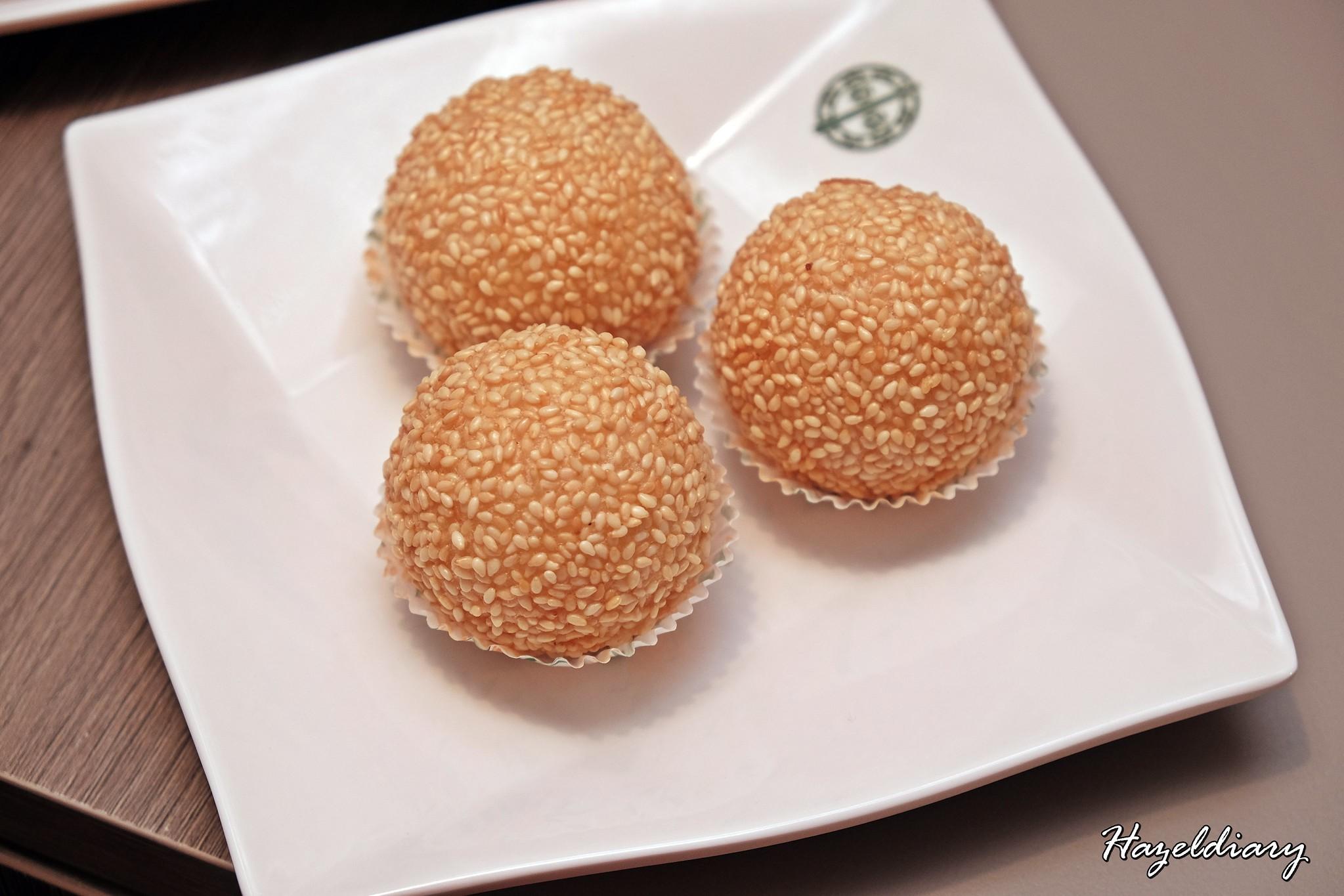 Tim Ho Wan -Sesame Ball