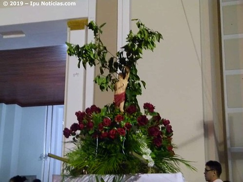 Primeira novena da Festa de São Sebastião de Ipu 2019