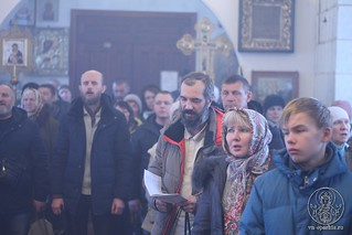24.01.2019 | Память прп. Михаила Клопского