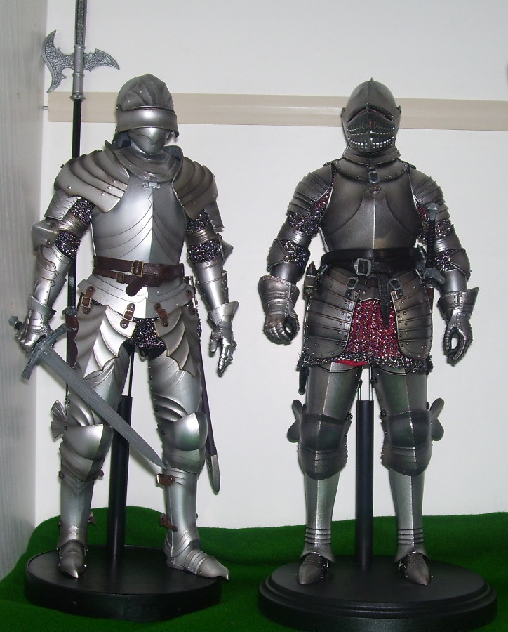 COOMODEL 1/6 Empire Series - (New Lightweight Metal) Milanese Knight 33133152518_2fcdb3271a_o