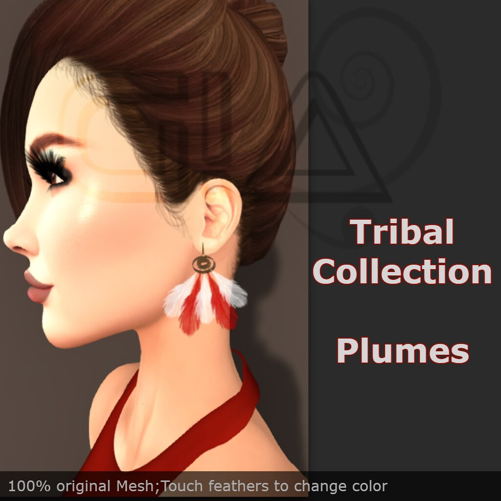 Tribal Collection Plumes vendor