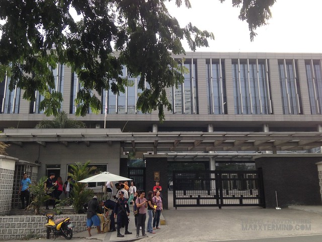 Korean Embassy in BGC Taguig Philippines