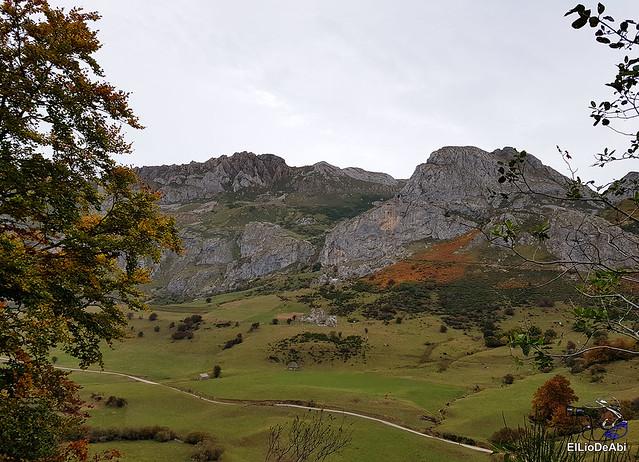 Ruta al Lago del Valle en Somiedo 9