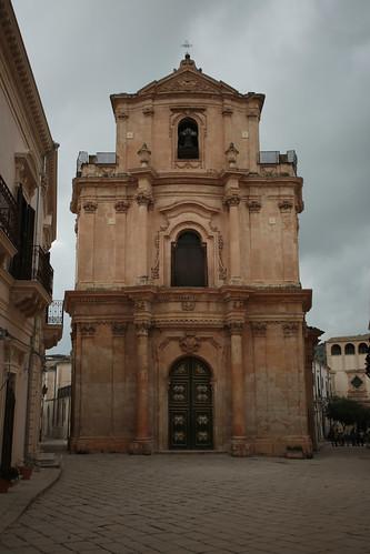 Scicli: chiesa di San Michele Arcangelo
