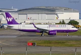 B-302A Airbus A320 Neo West Air
