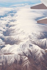 Views from aircraft