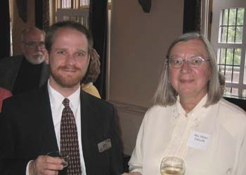 New Retirees Reception 2005