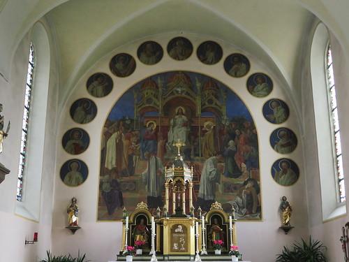 20170929 02 503 ostbay Rattenberg Kirche Altar Kanzel