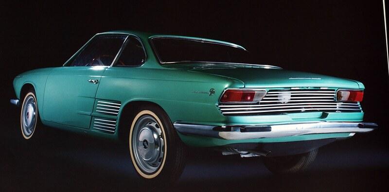 Hino Contessa 900 Sprint, 1963n