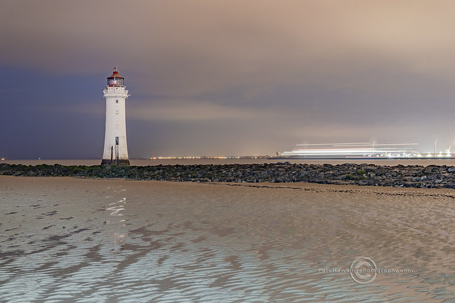_IMG8650 New Brighton Lighthouse or Perch Rock Lighthouse