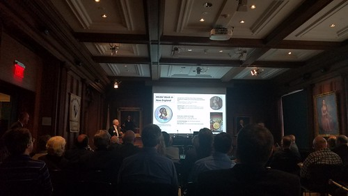 MCA 2018 Boston conference Len Augsburger speaking 1