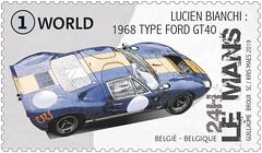 16 Le Mans timbreC