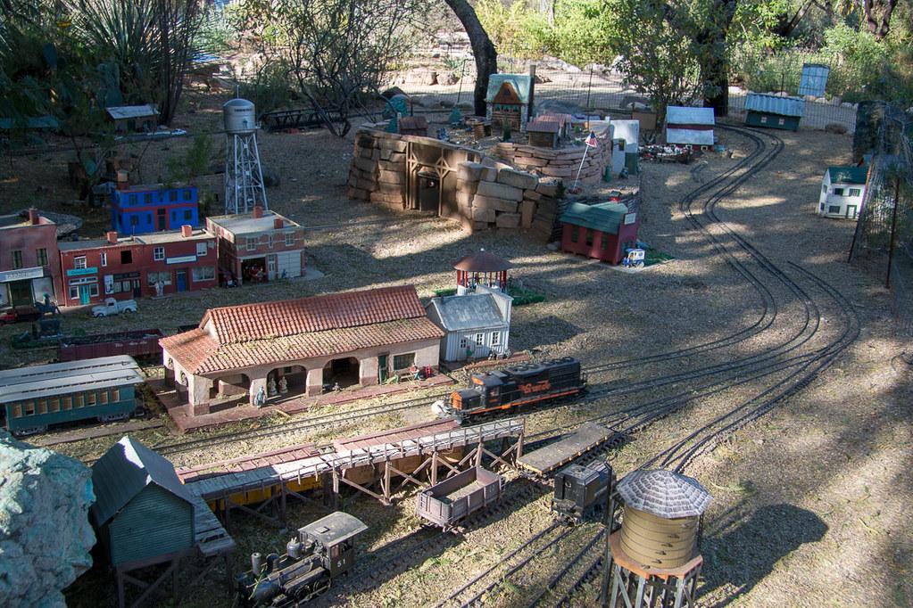 Thornville Garden Railway