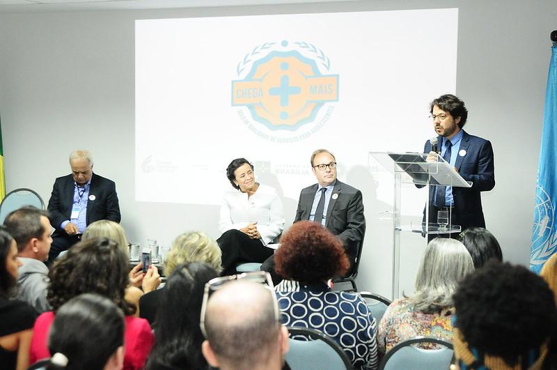 Equipes de saúde recebem selo de excelência por trabalho com adolescentes