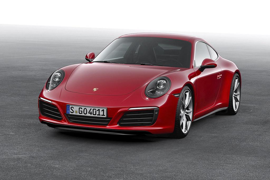 Comprar Porsche 911