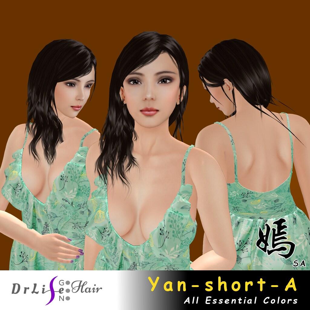 DrLifeGen3Hair Yan-short-A