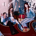 [ west end ] Poses - Great Big Sleigh - Friends Pose @ Cosmopolitan