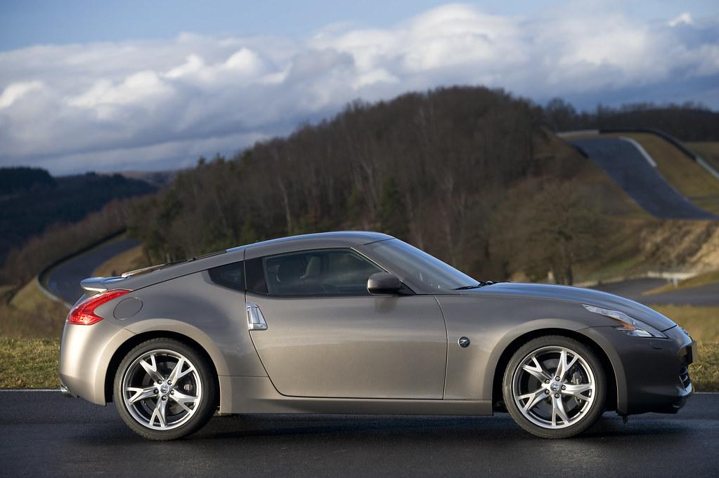 Comprar Nissan 370Z Roadster