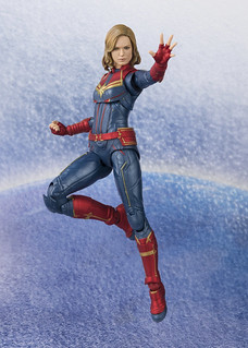 逆轉「無限」的關鍵力量,超強大的女英雄參戰!! S.H.Figuarts《驚奇隊長》驚奇隊長 キャプテン・マーベル 情報公開!