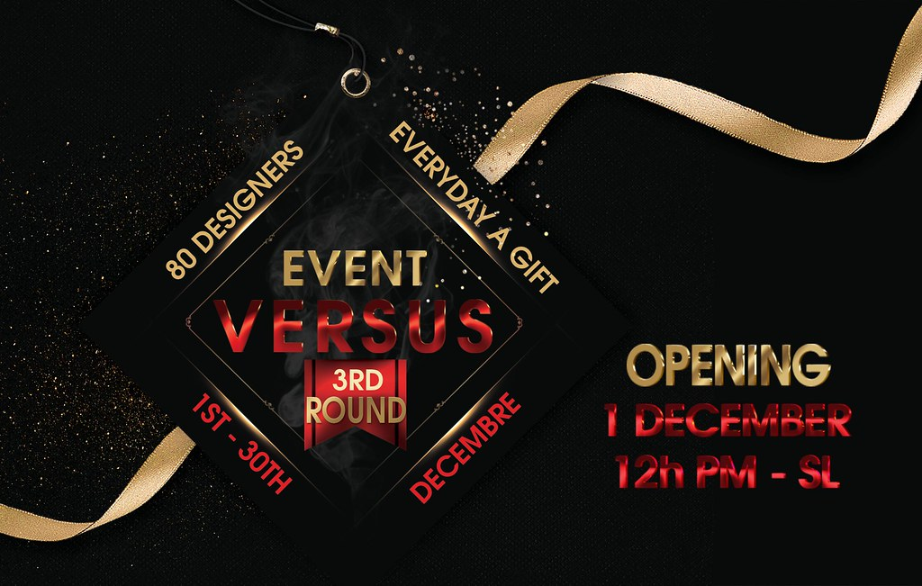 Versus Event 3rd Decembre