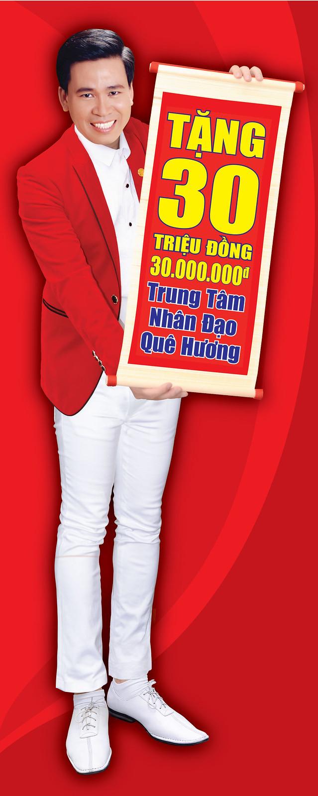 TANG 30 TRIEU