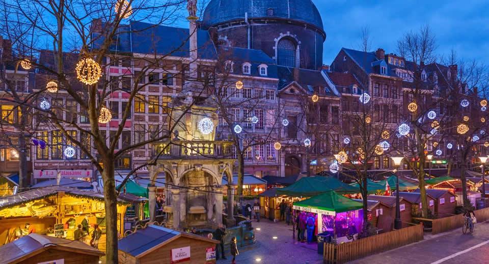 Kerstmarkt in Luik, foto door: WPT - J.P. Remy | Mooistestedentrips.nl