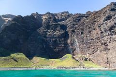 Milolii valley Na Pali coast Kauai Hawaii
