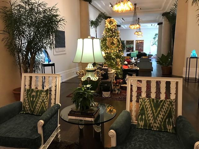 Manila House lounge