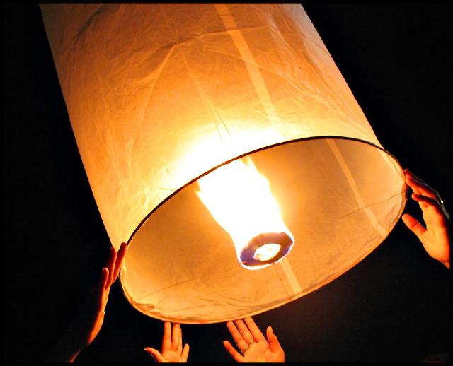 Kom Fai (Lantern)