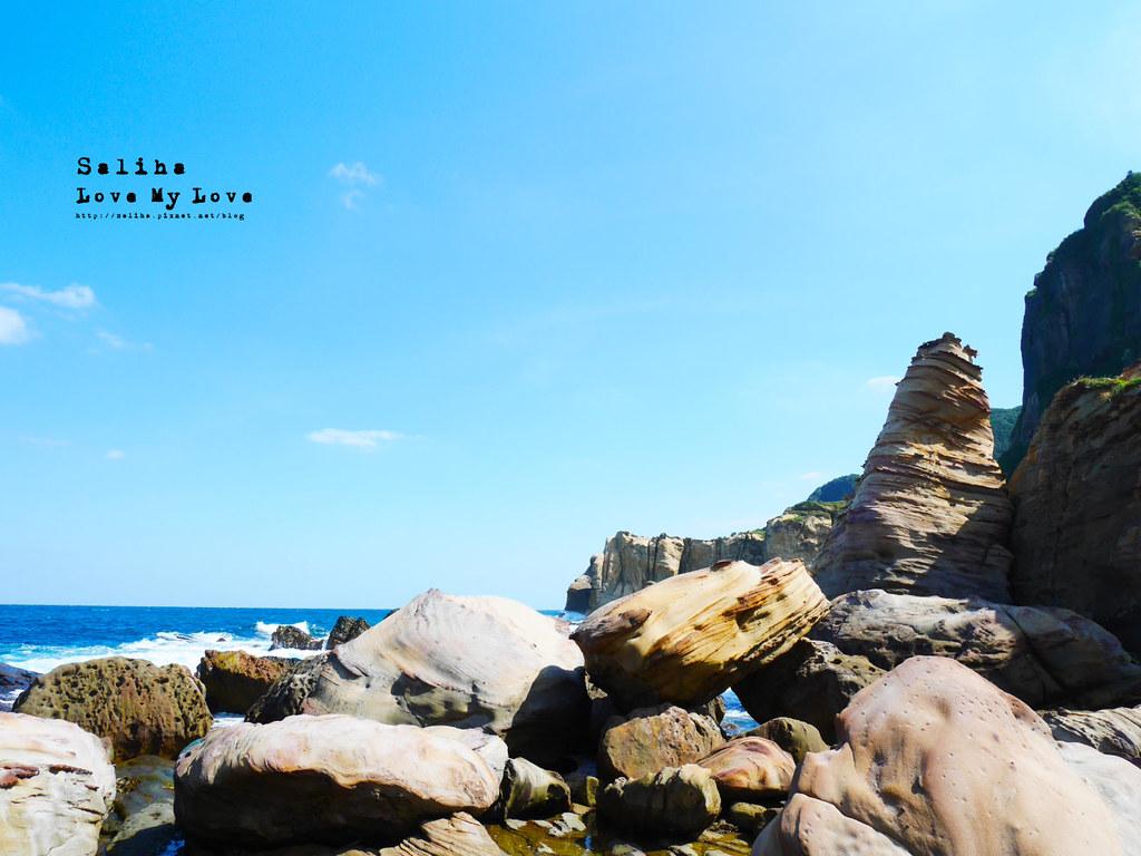 北海岸東北角景點一日遊推薦南雅奇石 (16)
