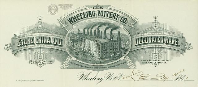 Wheeling Pottery Co.