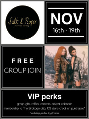 Salt & Pepper - Free group join