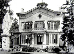 Mt. Florence Craig Mansion 1907