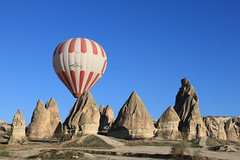 2014, Türkei, Kappadokien, Ballonfahrt, 2.Tag