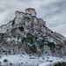Castle ruine Klamm by a7m2