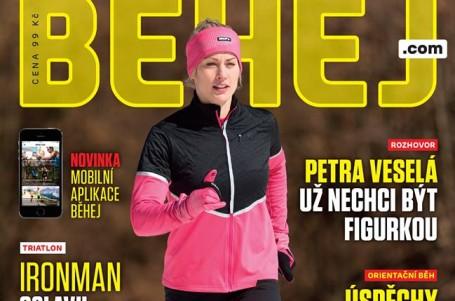 Natrénujte na jarní maraton s plány v novém čísle Běhej