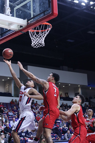 Men's Basketball vs SEMO 2019