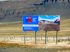 Chile-Argentina border crossing