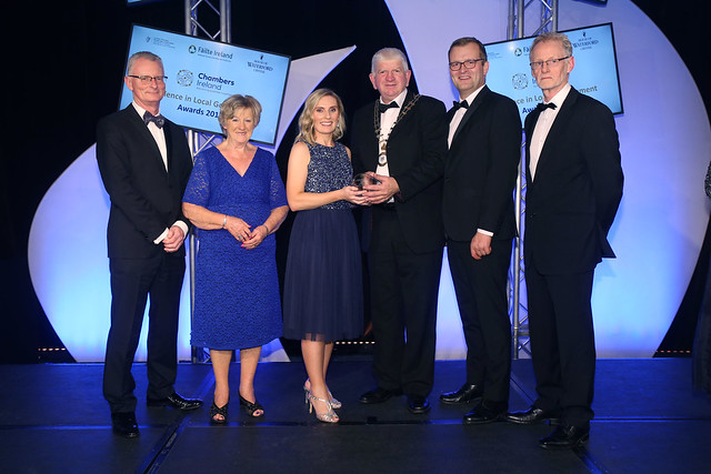 ELGAwards2018_Waterford_City &_Council_Supporting_Tourism_Award_Winners