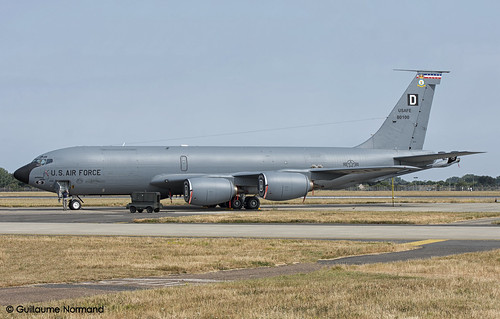 Boeing KC135R United States Air Force 58-0100