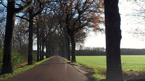 Verwersweg, Zorgvliet