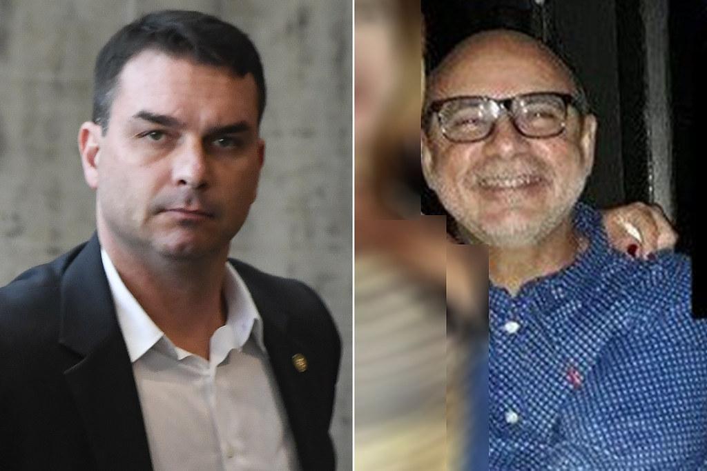 Bolsogate: ex-assessor de Flávio Bolsonaro fez 176 saques em 2016, Queiroz e Flávio Bolsonaro