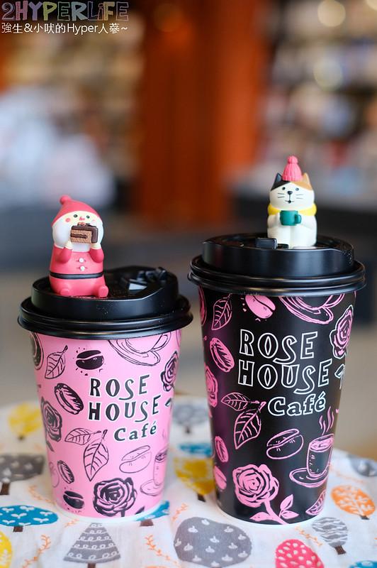 三井outlet-Rose house cafe (15)