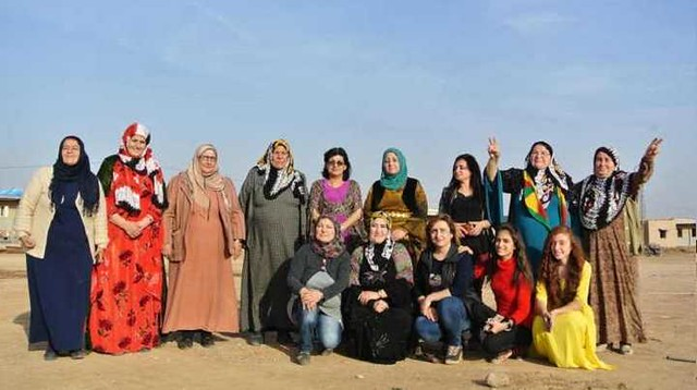4840 Jinwar – A women only village in Syria where men are not allowed to enter 04